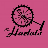 Harlots Unicycle Derby T-Shirt