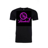 Harlots Unicycle Derby T-Shirt (Men's/Unisex)