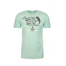 Whaling and Wailing T-Shirt (Men's/Unisex)