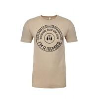 Soundman Steven's Previous Penis Memorial Penis Fan Club T-Shirt (Men's/Unisex)