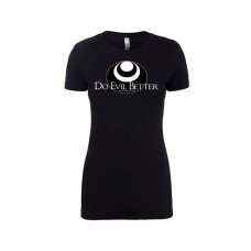 (New!) Women's Do Evil Better T-Shirt