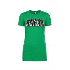 Giant-Ass Robots T-Shirt (Women's)